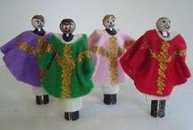 Catholic Craft Ideas / by Discount Catholic Products
