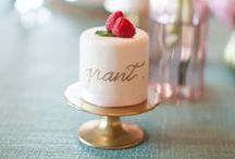 Escort Cards / pretty inspiration for your guests to find their seats.