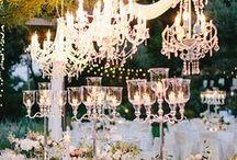 Illuminate / wedding lighting ideas for the big day / by Elizabeth Anne Designs