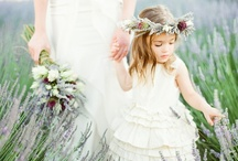 Flower Girls & Ring Bearers / flower girl and ring bearer inspiration and ideas / by Elizabeth Anne Designs