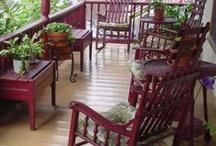 Patio , Deck & Porch Ideas