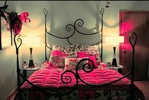 new bedroom ideas! / by Cassie McCoy