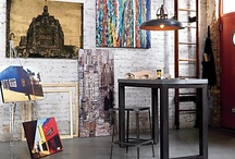 Work: Mini-Office / Inspirations and ideas for my space. / by Asia | Sparrow Soirees
