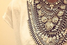 Jewels - Dramatic Necklaces