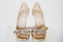 Wedding Shoes / wedding shoe inspiration and ideas for the big day / by Elizabeth Anne Designs