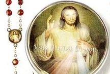 Divine Mercy Sunday / April 27, 2014 Established by Bl. John Paul II in 2000, this year the feast will mark the canonization of both Bl. John Paul II and Bl. John XXIII / by Discount Catholic Products