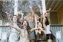 Bachelorette/Bridal Shower Ideas / by Anne Woods