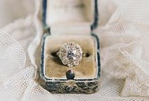 Wedding Rings / Rings that sparkle! Engagement ring inspiration galore / by Elizabeth Anne Designs
