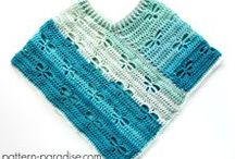 Crochet - FREE Patterns & Charts / A collection of free crochet patterns and charts