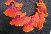 Beadwork / Handmade objects and jewelry from beads / by Kelli Peduzzi