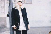 Business Casual Creative / how to retain your sense of style in a power suit world... / by Natalie Fertig