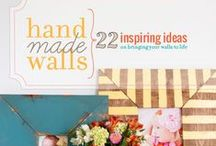 Wall Art / Favorite sayings and pictures to dress up the walls in your home. / by The Better Mom