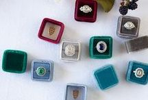 Jewel-Toned Weddings / by Elizabeth Anne Designs