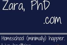Zara, PhD / Navigating Natural Health and putting it into practice.  Making minimalist homeschooling happen.
