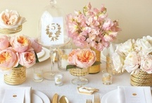 Wedding Design- Table Love / Inspiration for perfectly styled table tops