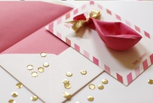 Party Planning- Creative Invites / Fun ways to invite guests to the party