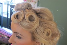 Hair / Click the image to see which product we would use to get the look! / by AVEYOU Beauty Boutique