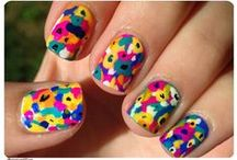 Nails / Gorgeous Polish Colors and Designs! / by Ashlee Walker