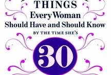 Starting At 30 / by Emily Jones
