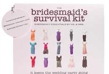 Bridesmaid 101 / by Emily Jones