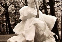 The sway of a dress / I love dresses, i would wear a dress everyday if i could, or a skirt, that's what this board is about, all those dresses, and of course the perfect shoe to wear with that dress i will through in occasionally. / by Sarah Bishop
