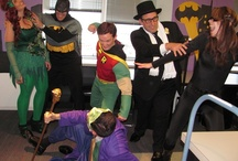 Office Halloween Party Ideas / by Entrust Energy