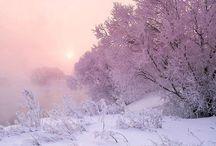 Winter Landcapes / winter landscape photography