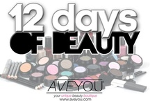 13 Days of Beauty / by AVEYOU Beauty Boutique