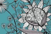 Art & Craft / sewing, drawing, mixed media, art journaling, painting, crochet, knitting—anything creative & handmade
