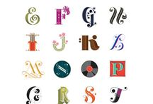 Typography & Lettering / All about typo and lettering, hand writing