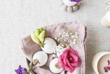 &PASEN / Bekijk de video en beelden met paasdecoratietips en hul je paastafel in geuren en kleuren met bloemen en planten. www.mooiwatbloemendoen.nl
