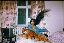 HAIR | long / by Valentina Tapia