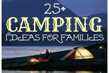 a Non-Camper's Guide to Camping / I like the idea of camping better than actually camping, but that doesn't stop me from trying to enjoy it :)