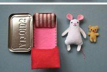 Stuffed / Handmade soft toys and dolls