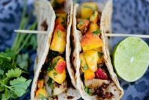 Summer Recipes / Refreshing, Peachy Recipes for Summertime!