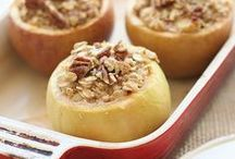 Fall Recipes / Delicious and mouth watering fall recipes that showcase the wonderful tastes of the season!