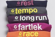 running style / run sharp. look sharp.