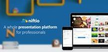 Niftio - The Newsroom / Create and deliver stunning presentations, engage with your audience and track your presentation's performance, all-in-one place.