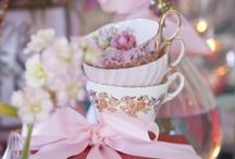 Shabby Chic Tea Party / by Lemonade Moments - Invitations and Party Printables