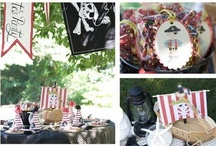 Pirate Party / by Lemonade Moments - Invitations and Party Printables