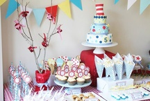 Dr. Seuss Party / by Lemonade Moments - Invitations and Party Printables