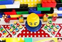 LEGO Party / by Lemonade Moments - Invitations and Party Printables