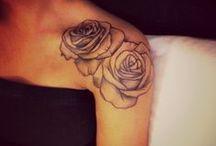 ink (tattoooooos) and piercings