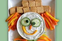 Creative and Fun Kid Foods / Get away from the average and usual kid family friendly food fare. Add some fun, creativity, and adventure to your kitchen with these fun and family friendly food ideas. Kid friendly recipes, holiday desert ideas, and fun kid food hacks to add excitement and imagination back in your kitchen and cooking routine.s / by Amanda:: Dirt and Boogers