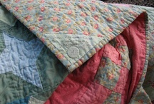 The Love Of a Quilt / by Melanie Roath