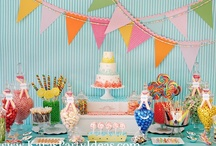 Candyland Party / by Lemonade Moments - Invitations and Party Printables