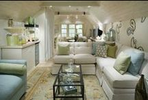 Small Space Living / by Melissa Atkinson