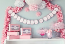 Ballerina Party / by Lemonade Moments - Invitations and Party Printables