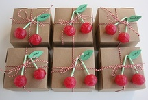 Sweet Cherry Party / by Lemonade Moments - Invitations and Party Printables