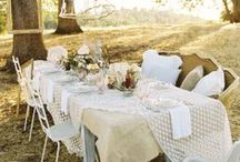 Garden ~ party and picnic